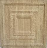 Stropní kazety Antik mramor hnědý (m2)